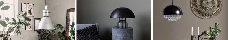 Design lamper hos Højgaardbrugskunst, vil give dit hjem liv!