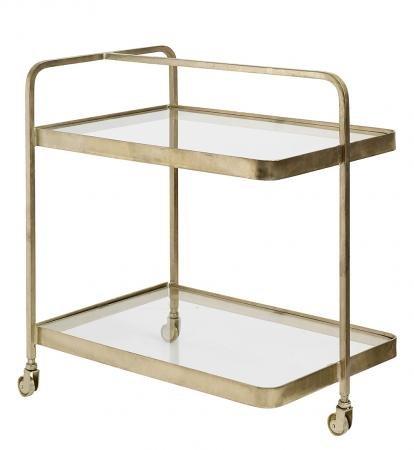 Velsete Rullebord og bakkebord - Moderne bakkeborde og rulleborde RV-44