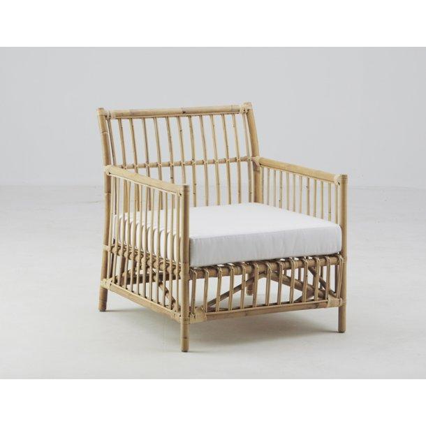 Caroline lounge chair - natur rattan