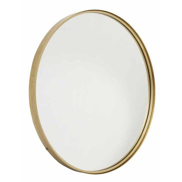 rundt spejl Rundt spejl metal   gylden   spejle fra Nordal rundt spejl