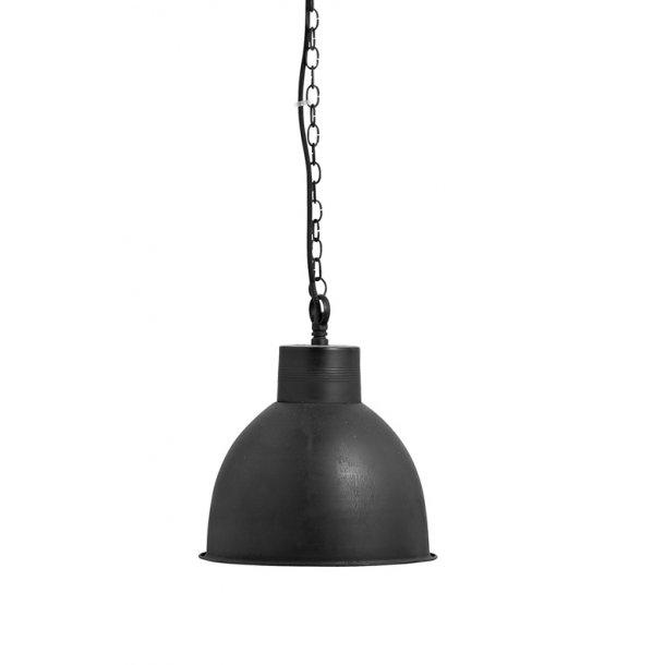 Nordal - hængelampe - factory stil - sort