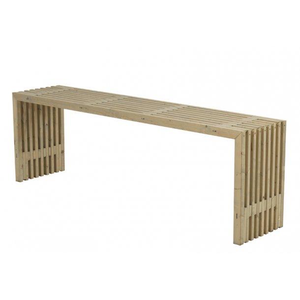 Rustik Trallebord design - drivtømmerfv. - 218 cm