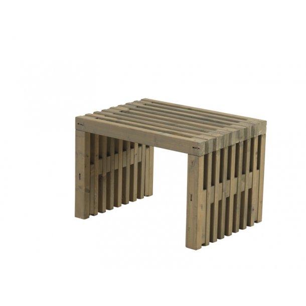Rustik Tralleskammel design - drivtømmerfv. - u/hylde
