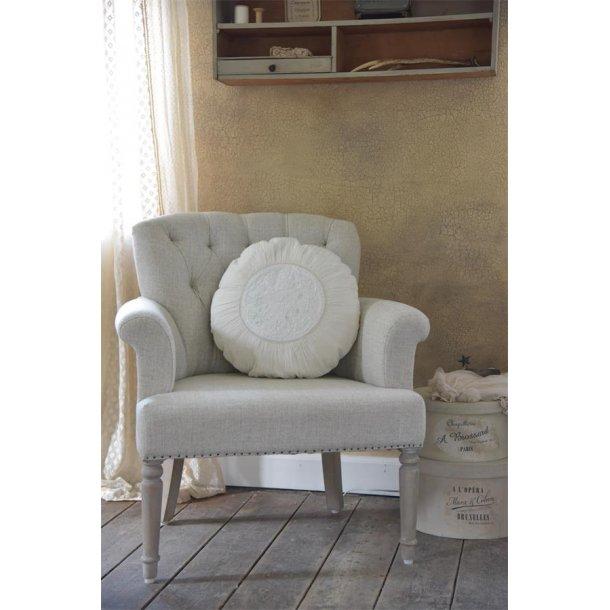 Stol polstret bomuld