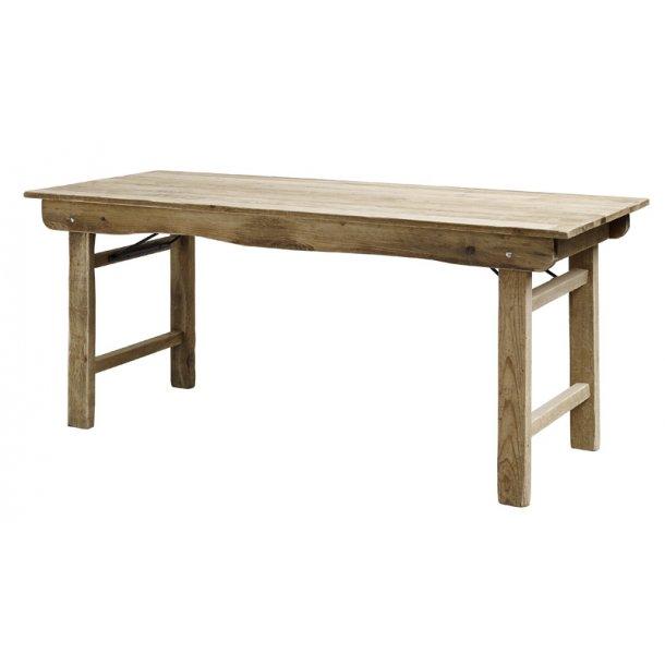 Bord træ - sammenklapligt