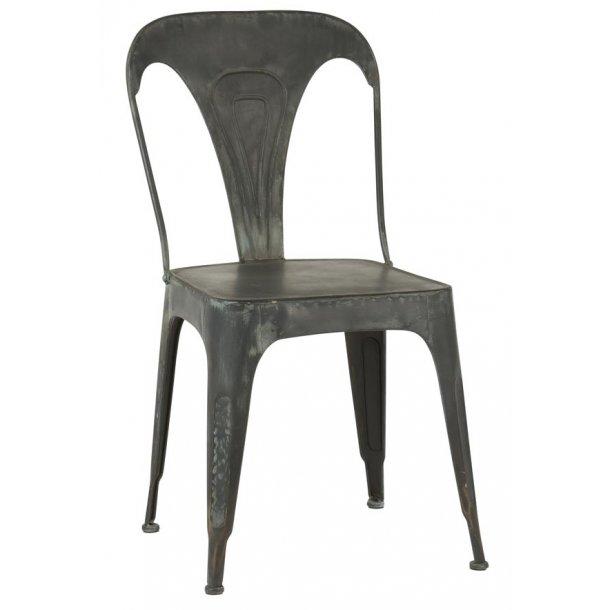 metal stol Fransk cafestol   metal stol   Alex   metal møbler metal stol