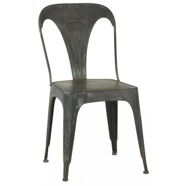 Fransk cafestol - metal stol - Alex