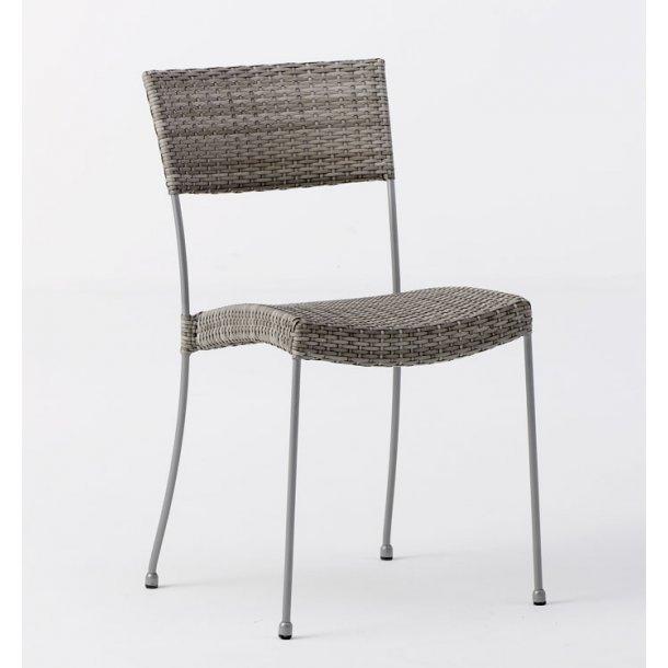 Comet stol - Sika design - teak grå