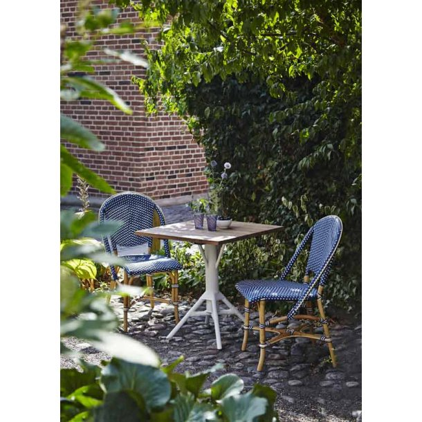 Sofie side chair - navy blue - udendørs brug