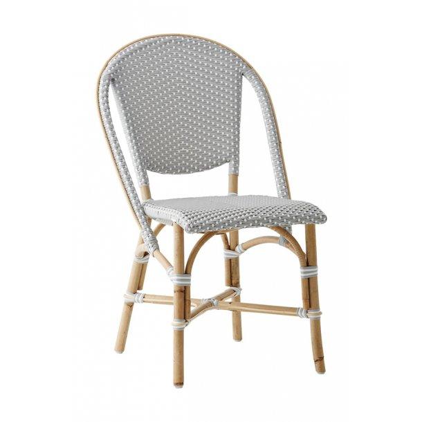 Sofie side chair - grå - udendørs brug