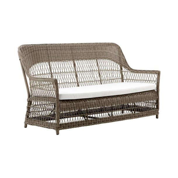 Lounge havesofa antique Dawn - 3 pers.