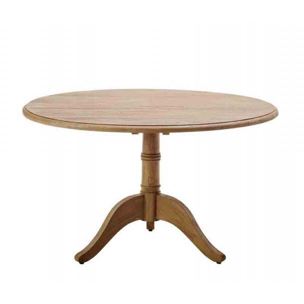 Michel rundt teak bord - Ø 120 cm