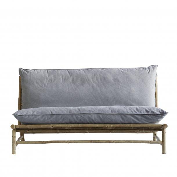 Rask Bambus sofa m. Grey hynde - Tine K Home - Højgaard Interiør IVS FC-89