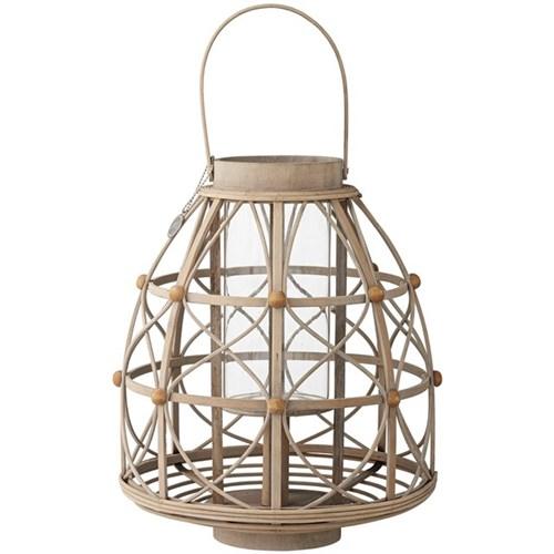 Image of   Amilia lanterne H42 cm - natur