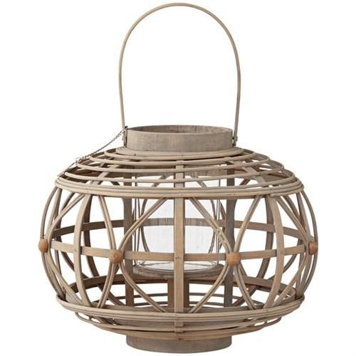 Image of   Amilia lanterne H31 cm - natur