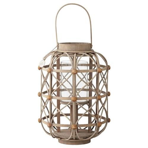 Image of   Amilia lanterne H37 cm - natur
