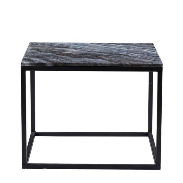 Pæn House Doctor | sofabord med grå marmorplade - sofabord med marmor TK98