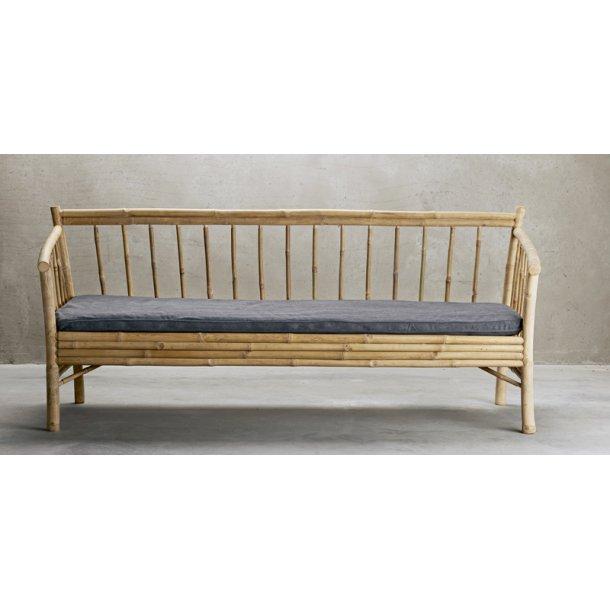 Lounge sofa bambus - med phanton fv. hynde