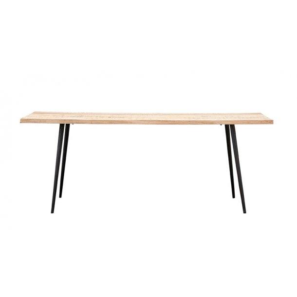 Spisebord CLUB - lys - 200 cm