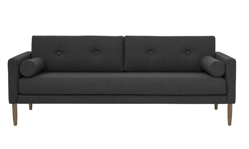 Image of   Bloomingville Calm sofa - mørk grå 200