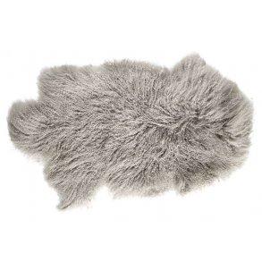 Lammeskind - skind til gulv - sækkestol