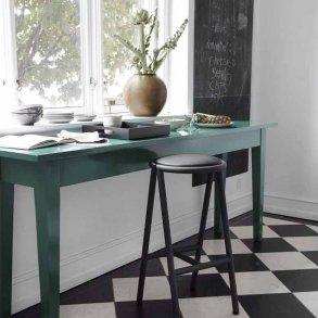 Jern / stol - taburet
