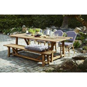 Havemøbler metal / træ / alu / plast