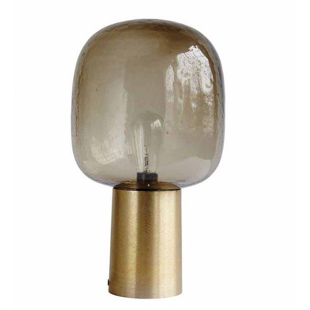 Bordlampe NOTE - messing