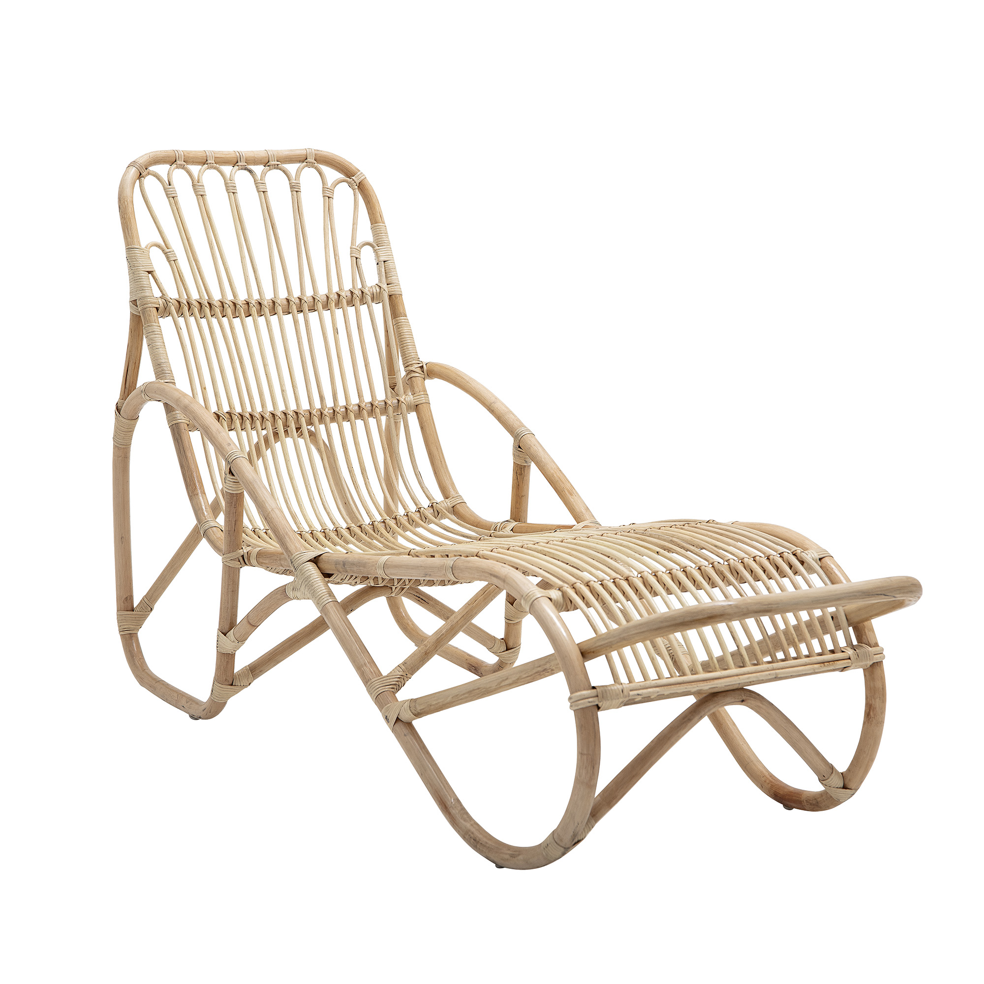 Image of   Bloomingville Costa Daybed - Natur Rattan