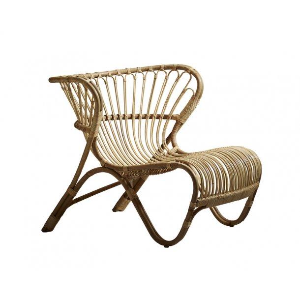Fox Lounge chair natur - by Viggo Boesen